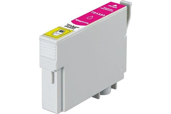 T1333 (133) Pigment Magenta Compatible Inkjet Cartridge