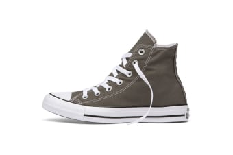 Converse Chuck Taylor All Star Hi (Charcoal, US Mens 9.5 / US Womens 11.5)