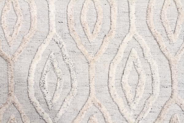 Winter Wish White Modern Rug 320X230cm