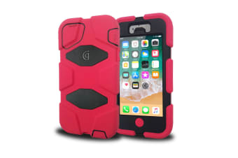 Griffin Armoured Survivor Military Case Protection iPhone 5/5S/5SE - Black/Pink