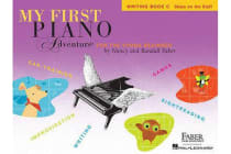 Piano Adventures - My First Piano Adventure - Writing Book C