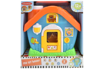 Infunbebe My 1st House Playset