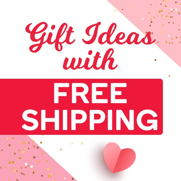 Valentine's Day Gifts (with FREE Shipping)
