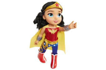 DC Super Hero Girls Wonder Woman Toddler Doll