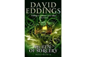 Queen Of Sorcery - Book Two Of The Belgariad