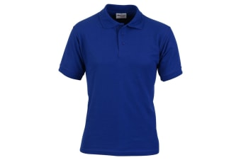 Absolute Apparel Mens Precision Polo (Royal) (6XL)