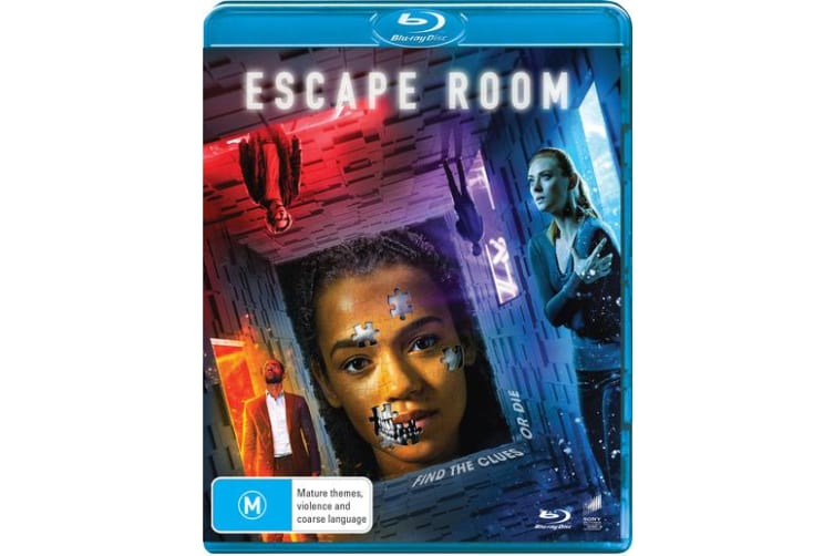 Escape Room Blu-ray Region B