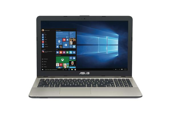 "ASUS Vivobook F541NA-GO087T Laptop 15.6"" Intel Pentium N4200 1.1GHz 4GB 128GB SSD DVDRW Win10Home"