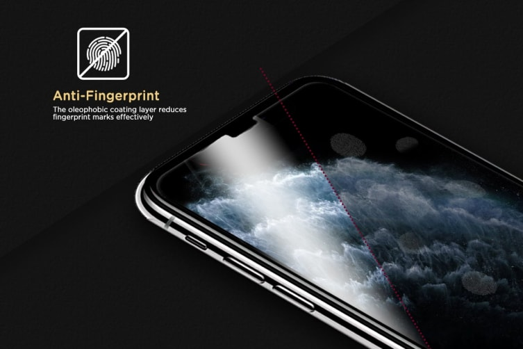 Hydrogel Self-Healing Screen Protector for iPhone 11