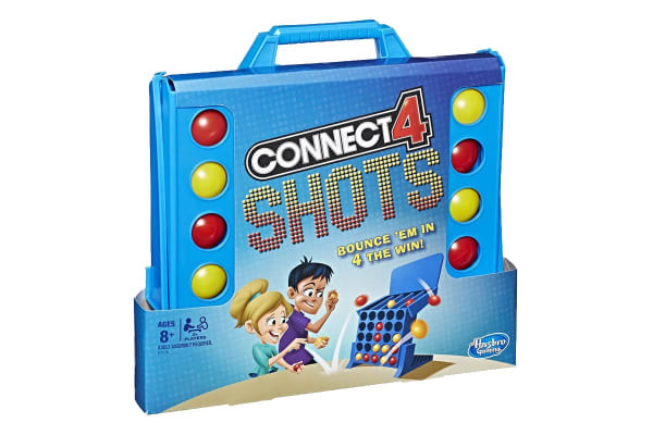 Hasbro Connect 4 Shots Game