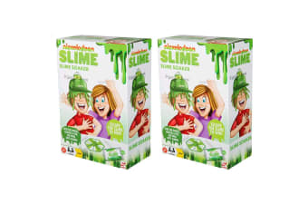 2x Nickelodeon Slime Soaker Game