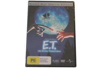 E.T - The Extra Terrestrial (Drew Barrymore, Henry Thomas) - Dvd