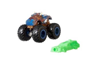 Hot Wheels Monster Trucks 1:64 Steer Clear Truck