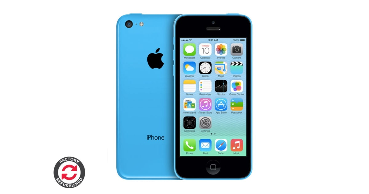 refurbished iphone 5 apple iphone 5c refurbished 32gb blue kogan 12850