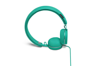Urbanears Humlan On-Ear Headphones Headset w/Remote Mic for Smartphones Green