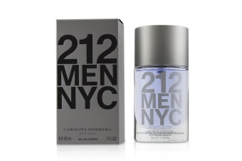 Carolina Herrera 212 NYC EDT Spray 30ml/1oz