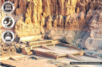 EGYPT: 15 Day Egypt Package for Two