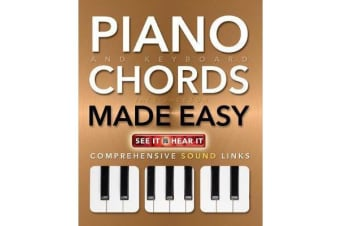 Piano and Keyboard Chords Made Easy - Comprehensive Sound Links
