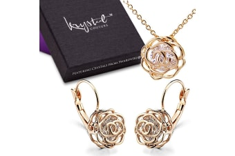 The Gold Rose Set