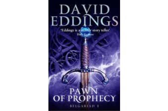 Pawn Of Prophecy - Book One Of The Belgariad