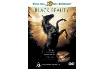 Black Beauty - Rare- Aus Stock DVD Preowned: Excellent Condition
