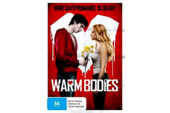 Warm Bodies -Comedy Rare- Aus Stock DVD PREOWNED: DISC LIKE NEW
