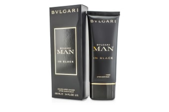 Bvlgari In Black After Shave Balm 100ml