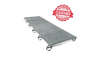 Thermarest Luxurylite Ul Cot Regular Luxury Cots Grey