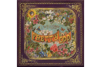 Panic! At The Disco - Pretty Odd - Panic! At The Disco MUSIC CD NEW SEALED