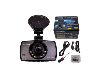 COMMAND FULL HD 1080 DASH CRASH CAM CAMERA CAR VEHICLE BLACK BOX RECORD ACCIDENT