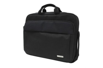 "Belkin F8N657 notebook case 40.6 cm (16"") Messenger case Black"
