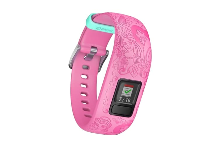 Garmin Vivofit Jr. 2 (Adjustable, Ariel, Rapunzel, Belle, Mulan & Jasmine)