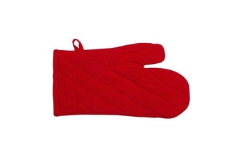Manhattan Oven Gloves - Set of 4 - Red