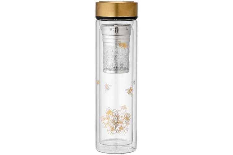 Ashdene Honey Bee Infuser Drink Bottle