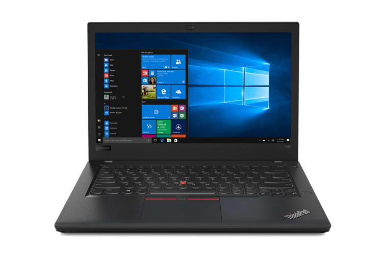 "Lenovo 14"" Thinkpad T480 I7-8550U 8GB RAM 256GB SSD Windows 10 FHD Notebook (20L5001LAU)"