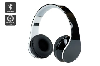 Kogan Pro Urban DJ Studio Bluetooth Headphones (Black)