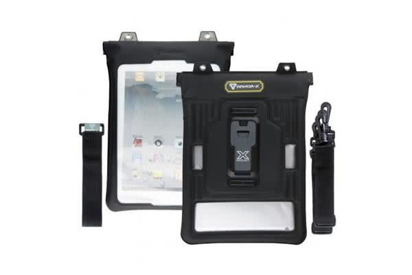 "Armor-X Waterproof Sofe Case AG-W4-9.7 for iPad 9.7 ""  - all-in-one design"