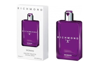 Richmond X Woman for Women EDT 75ml