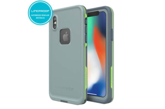 Gen Lifeproof Fre Grey Tough Drop Case Cover Waterproof Shockproof for iPhone X