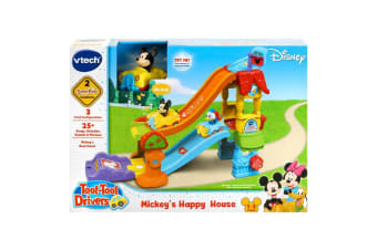 Vtech Toot Toot Drivers Mickey's Happy House
