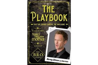 The Playbook - Suit Up. Score Chicks. Be Awesome