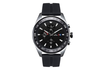 LG Watch W7 W315 Stainless Steel - Silver Black