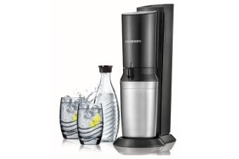 SodaStream Crystal Titan Value Pack