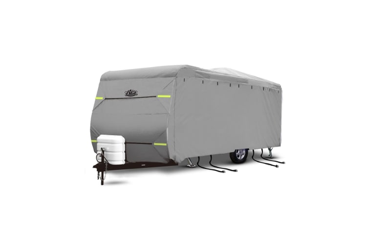 18-20ft Waterproof Travel Trailer RV Cover