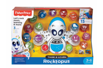 Fisher Price Think & Learn Rocktopus