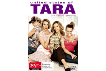 United States of Tara The First Season 1 DVD Region 4
