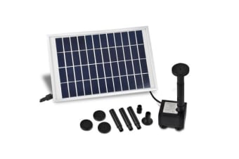 5W Solar Power Fountain Pump
