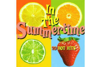 In The Summertime BRAND NEW SEALED MUSIC ALBUM CD - AU STOCK