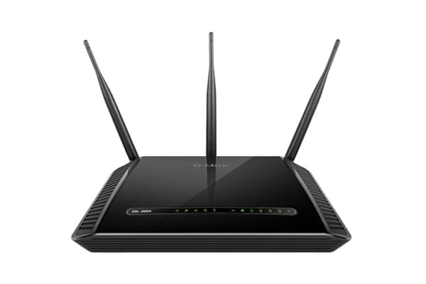 D-Link Python - Dual Band Wireless AC1600 Gigabit ADSL2+/VDSL2 Modem Router (DLI-DSL-2888A)