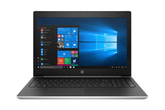 "HP ProBook 455 G5 15.6"" AMD A9-9420 8GB RAM 256GB SSD Win10 Home Notebook (6EW05PA)"